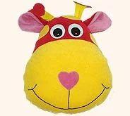 Soft Giraffe Toy