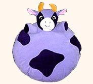 Cow Shaped Soft Toy