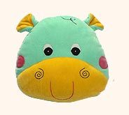 Baby Hippo Soft Toy