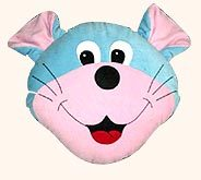 Baby Mouse Soft Toy