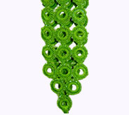 Crochet Fashion Belt