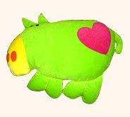 Hippo Soft Toy
