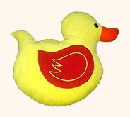 Soft Duck Toy