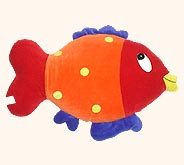 Baby Fish Soft Toy
