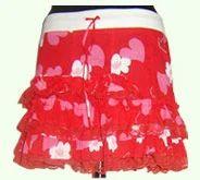 Designer Mini Skirt