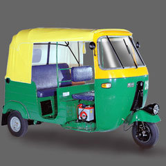 The Bajaj Delivery Van