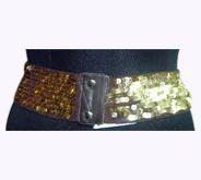 Designer Beaded Belts