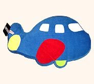 Aeroplane Soft Toy