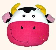 Soft Cow Toys