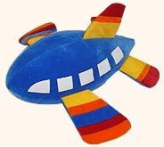 Airplane Shaped Toy