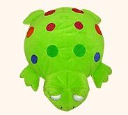 Frog Shaped Toy