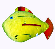 Soft Fish Toy
