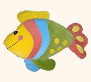 Colorful Fish Toy