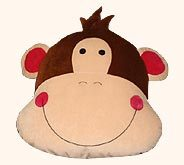 Baby Monkey Soft Toy