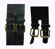 Designer Leather Belt