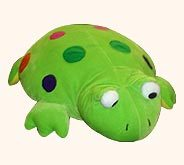 Soft Frog Toy