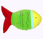 Fish Shaped Toys